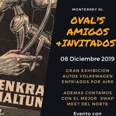 Más información de 3a Edición Oval's Amigos e Invitados