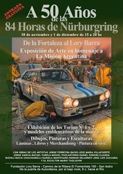 Exposición de arte en homenaje a la Misión Argentina