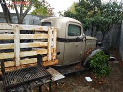 Día Nacional del Auto Antiguo Monterrey 2020 - Ford Pick uP 1937