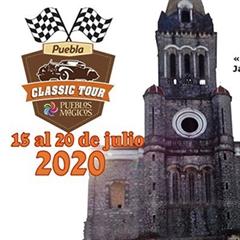 Más información de Puebla Classic Tour 2020