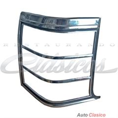 Bisel Para Cuarto, Chevrolet Nova, Concours, Nuevo Metalico.