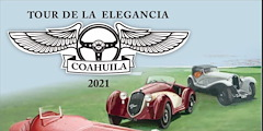 Más información de Tour De La Elegancia Coahuila 2021