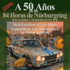 Más información de Exposición de arte en homenaje a la Misión Argentina