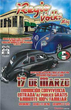 Más información de Regio Volks Monterrey 2013
