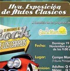 Más información de Rock de los Carros. 11va. Exposición de Autos Clásicos