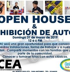Más información de CEA Open House & Exhibición de Autos Reynosa