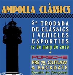 Más información de 5o Trobada de Ampolla Classics