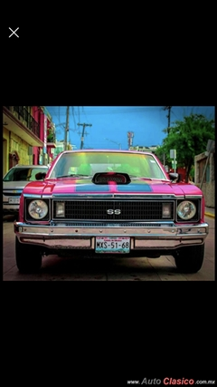 Día Nacional del Auto Antiguo Monterrey 2020 - Chevrolet Chevy nova 1978