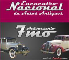 Más información de 7o Encuentro Nacional de Autos Antiguos Atotonilco