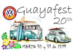 Más información de 20th Guayafest 2019