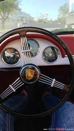 Día Nacional del Auto Antiguo Monterrey 2019 - Porsche 356 speedster 1956