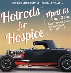 Más información de Hotrods for Hospice 2019
