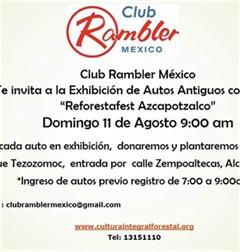 Más información de ReforestaFest Azcapotzalco 2019