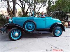 1er Aniversario Car Club Clasicos Ciudad Victoria Tamaulipas - Imágenes del Evento Parte I
