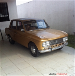Día Nacional del Auto Antiguo Monterrey 2020 - Datsun Bluebird 1968