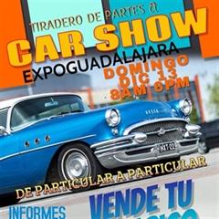 Más información de Expo Guadalajara Car Show 2020