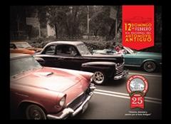 Día Nacional del Auto Antiguo Aguascalientes 2017