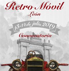 Más información de Retro Móvil León 2019