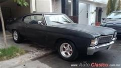 Día Nacional del Auto Antiguo Monterrey 2020 - Chevrolet Chevelle 1971