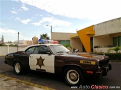 1976 Plymouth VALIANT DUSTER SUPER SIX Fastback