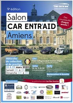 9ème Salon Caritatif Car Entr'aid