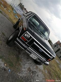 1984 Ford BRONCO Pickup