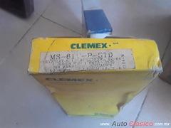 Metales Bancada MS-61 Std Chevrolet 6Cyl 230 250 292