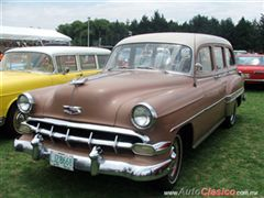 9a Expoautos Mexicaltzingo - Chevrolet 1954 Station Wagon