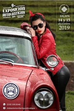 9a Exposición Autos Clasicos Xalapa