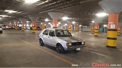 Día Nacional del Auto Antiguo Monterrey 2020 - Volkswagen Rabbit 1981