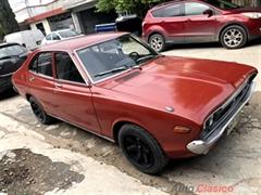 Día Nacional del Auto Antiguo Monterrey 2020 - Datsun 160j 1975