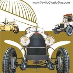 Más información de Sevilla Classic Gas, III Salón del Vehículo Clásico