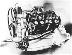 Motor Cadillac 1915-2002