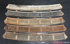 Chevrolet 55-56 rejillas de ventilación