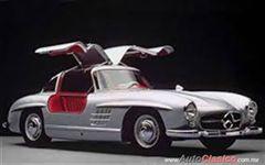 1957 Mercedes Benz 300 SL Coupe