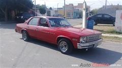 Día Nacional del Auto Antiguo Monterrey 2019 - chevrolet chevy nova 1977
