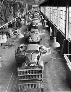 Historia del Volkswagen - Prologo