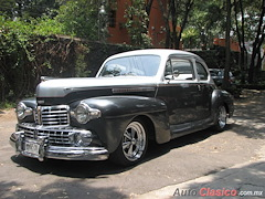1947 Lincoln Club Coupe Coupe