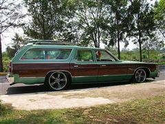 1975 Dodge royal monaco guayin Vagoneta