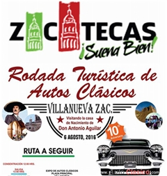 Más información de Tour Turístico de Autos Clásicos