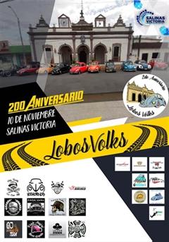 Más información de 2do Aniversario Lobos Volks Club Salinas Victoria