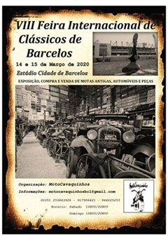 VIII Feria Internacional Clássicos Barcelos