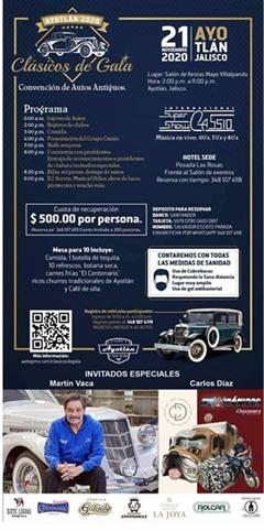 Clásicos de Gala - Ayotlán 2020