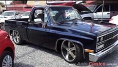 Día Nacional del Auto Antiguo Monterrey 2019 - chevrolet silverado 1986