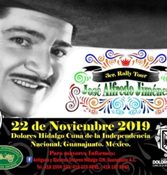 Más información de 3er Rally Tour José Alfredo Jiménez