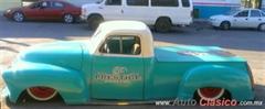 Día Nacional del Auto Antiguo Monterrey 2020 - chevrolet 3100 1950