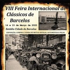 Más información de VIII Feria Internacional Clássicos Barcelos