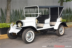 1908 Packard touring replica 1908 Convertible