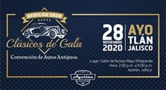 Más información de Clásicos de Gala - Ayotlán 2020