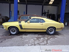 Ford Mustang Boss 302 Fastback 1970